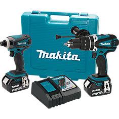 Assortiment de 2 outils sans fill