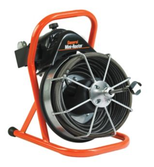 Sewer Snake 50 X 1 2 Electrical Plumbing And Pumps Tool And Vehicle Rental The Home Depot Canada