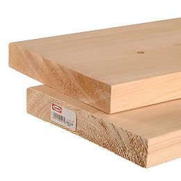 2x10x16 SPF Dimension Lumber