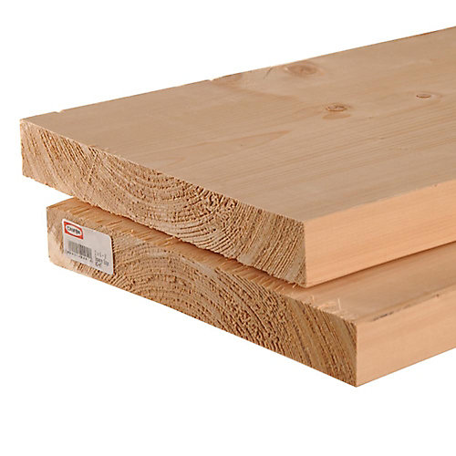 2x12x16 SPF Dimension Lumber