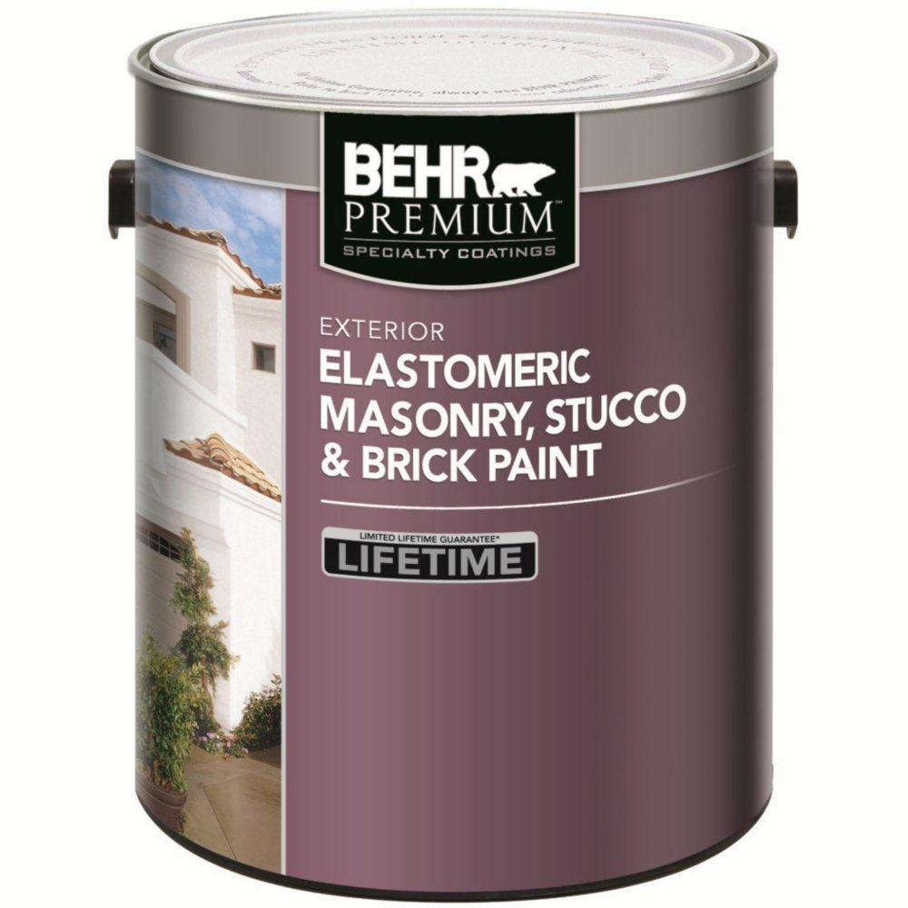 ELASTOMERIC Masonry, Stucco