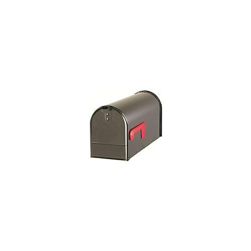 Boîte aux lettres rurale - Noir