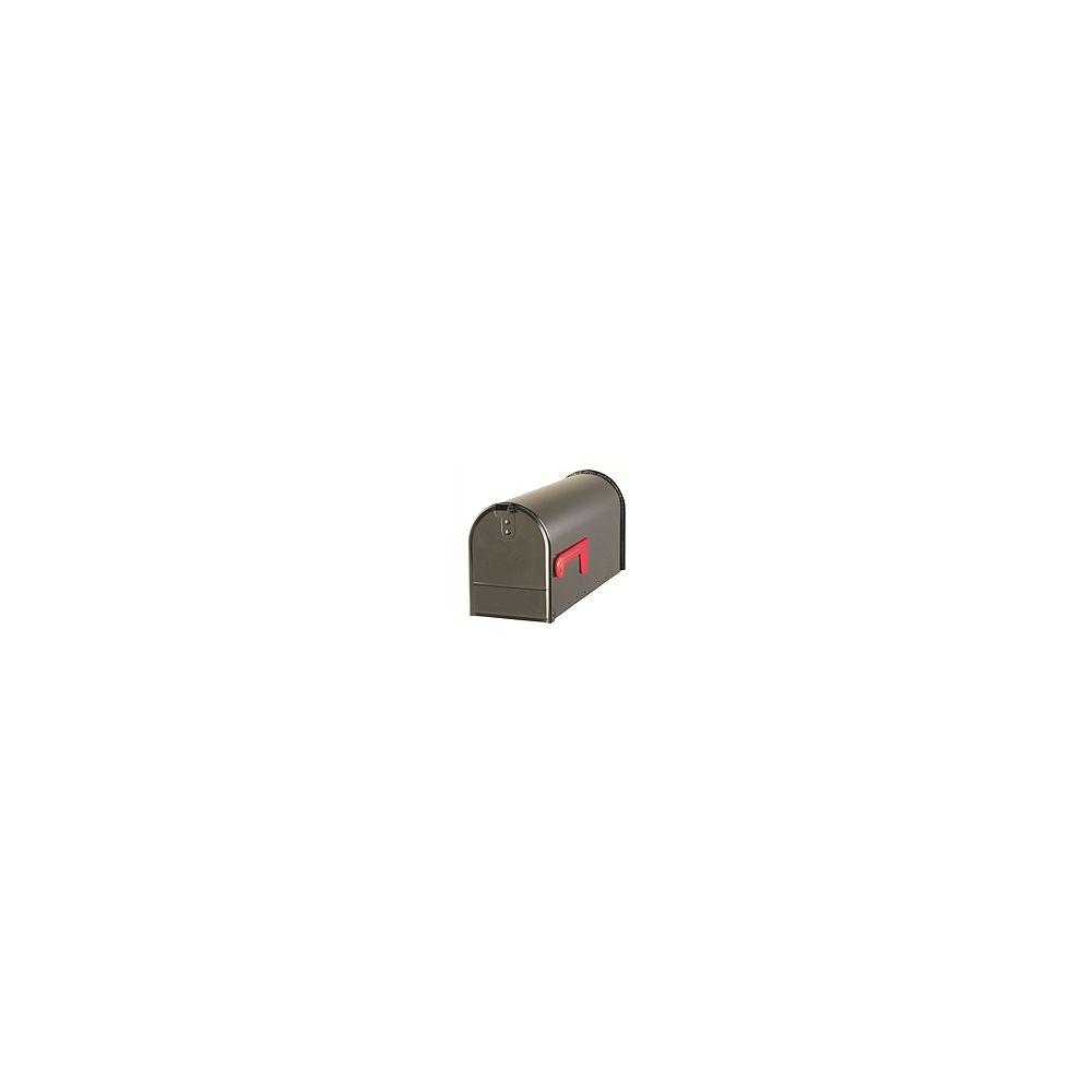 DMP Boîte aux lettres rurale - Noir