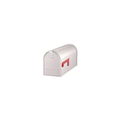 Boîte aux lettres rurale - Blanc