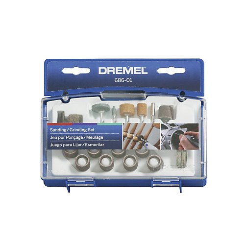 31-Piece Sanding and Grinding Kit