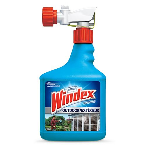 Outdoor Glass and Patio Cleaner, 950 ml