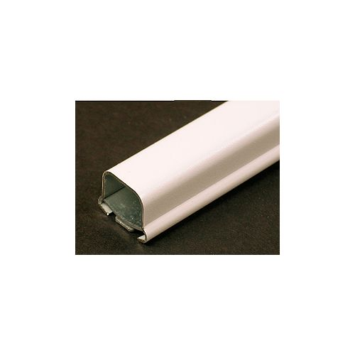 Wire Channel Metal Ivory