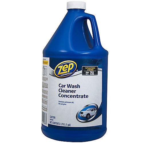 Lave-auto Zep, pour pulvérisateur à pression 3,78 L