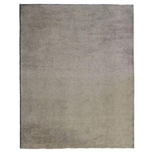 Bound Grey 8 ft. x 10 ft. Indoor Textured Rectangular Area Rug
