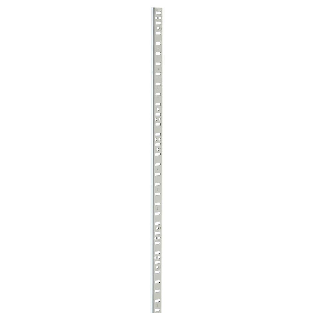 Rubbermaid 48 Inch White E5 Steel Upright