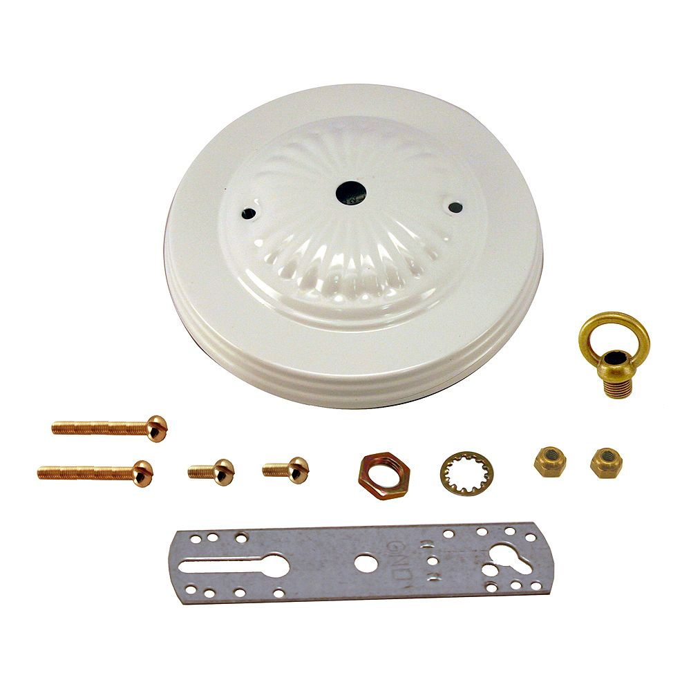 Atron White Deluxe Canopy Kit