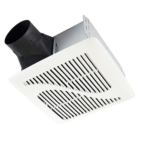 InVent Series 110 CFM, 1.0 Sones Bathroom Exhaust Fan  ENERGY STAR®