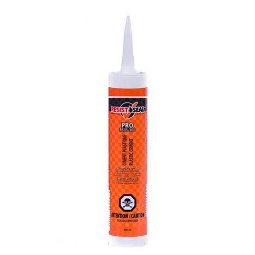 RESISTO Plastic Cement Pro 300 mL Wet Or Dry Surfaces