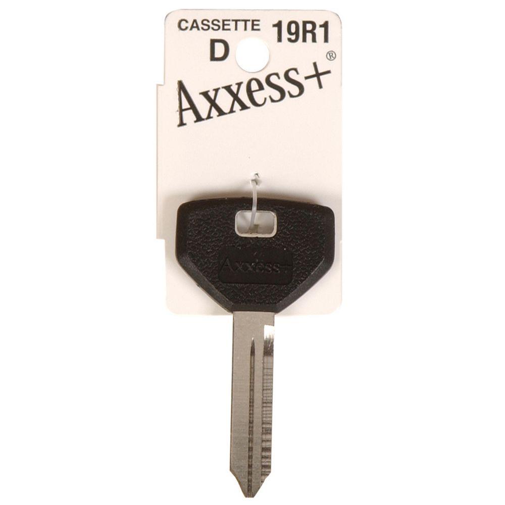 The Hillman Group #19R2 Rubberhead Axxess Key