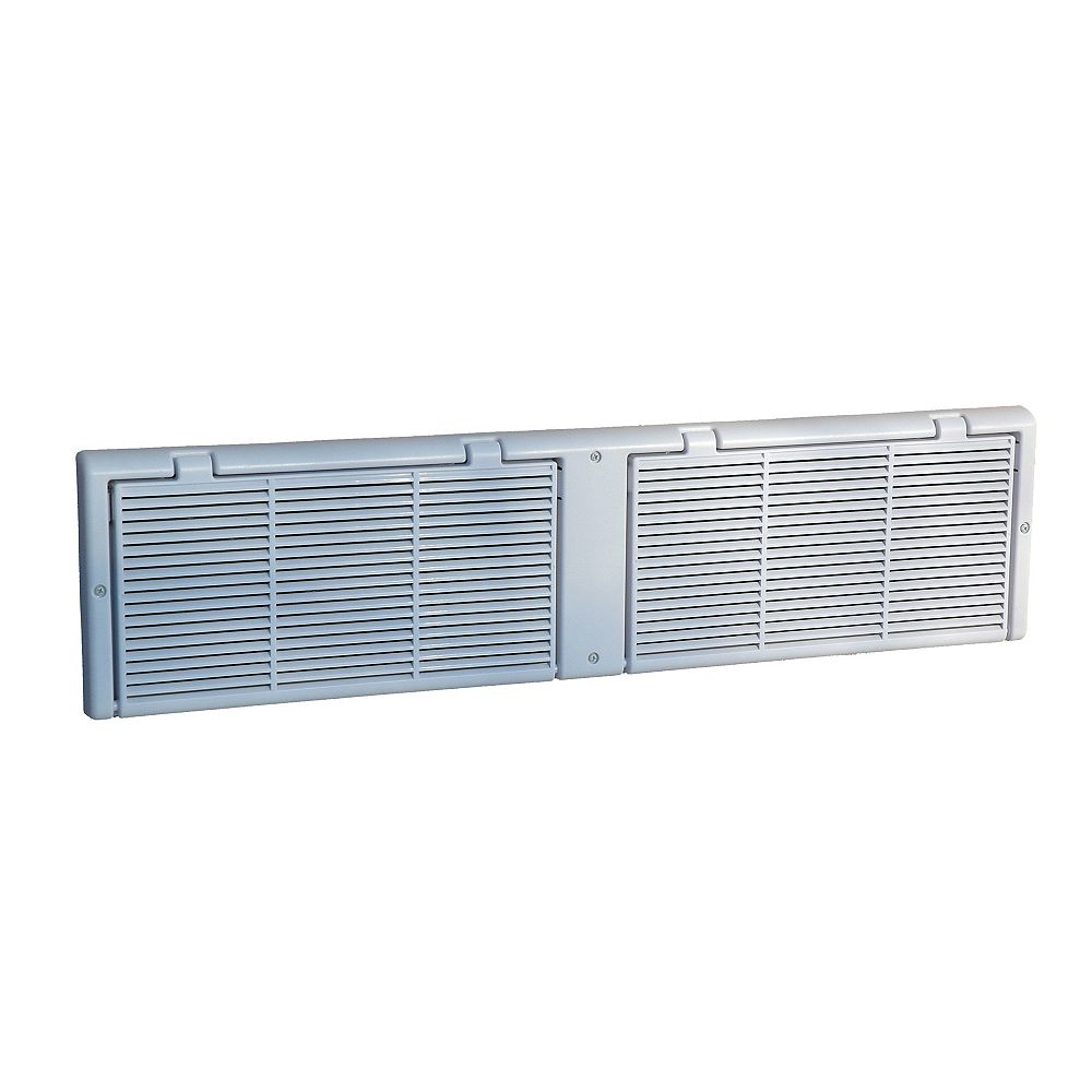 Vent Guard Système de filtres pour grilles d'air de retour - 30X6 pouces