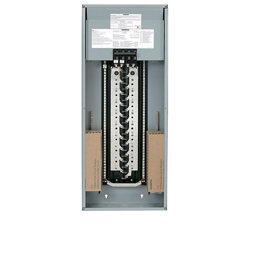 Siemens 40/80 Circuit 200A 120/240V Panel Pack With Main Breaker
