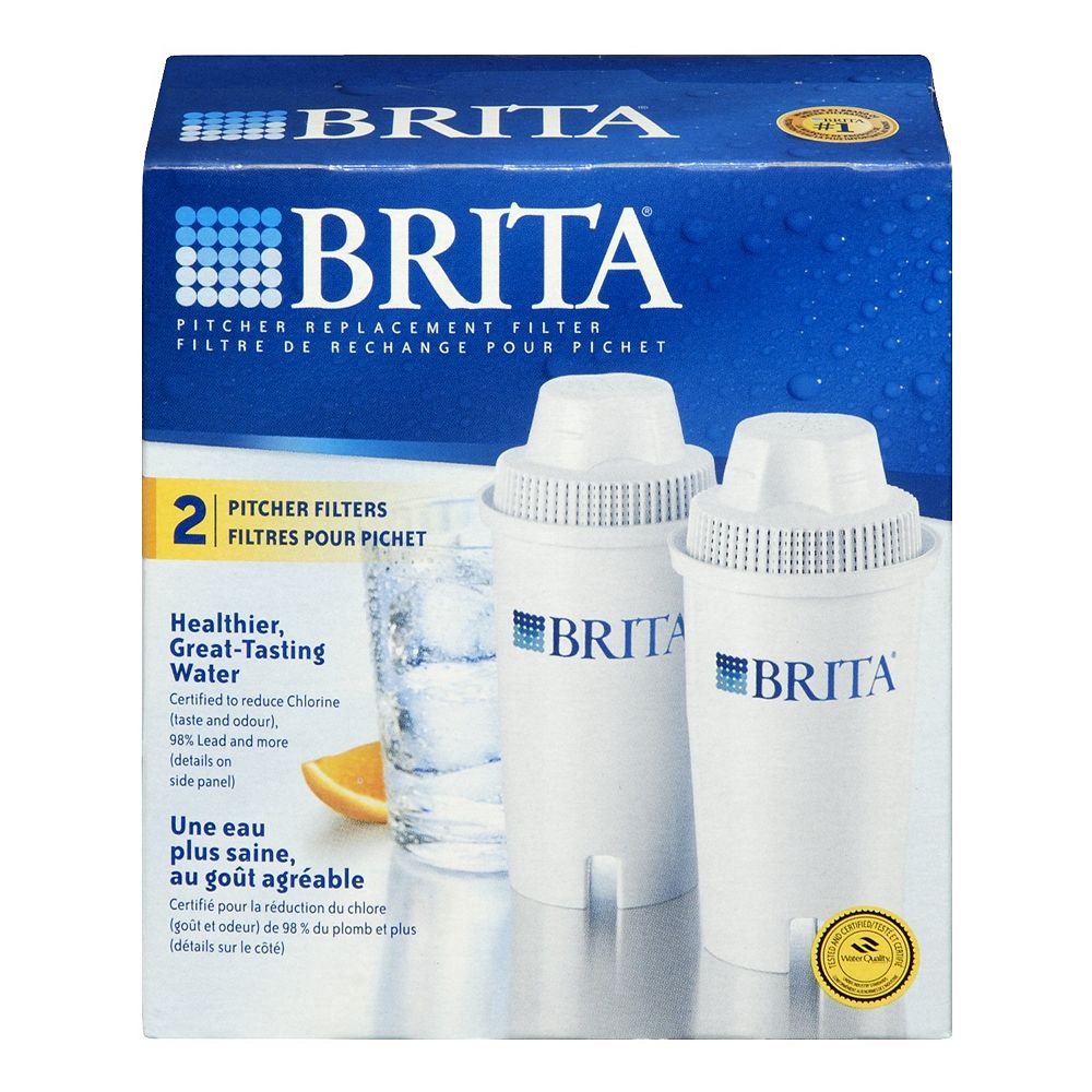 Brita Pour Through Filter (2-Pack)