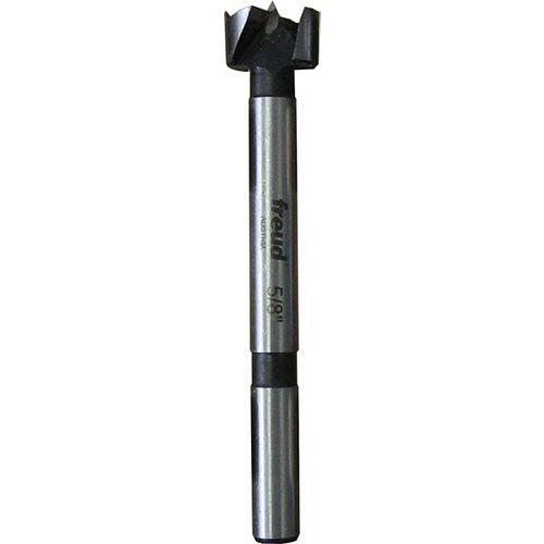 5/8-Inch High Speed Steel Forstner Bit