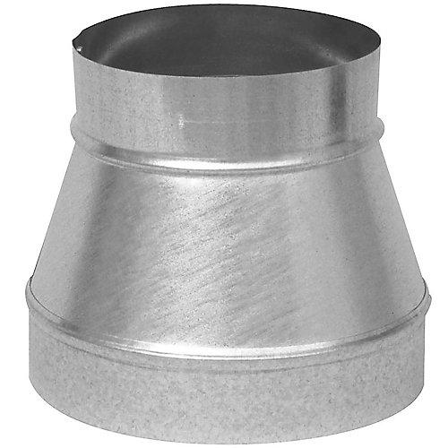 Réducteur conique 6 - 4 pouce