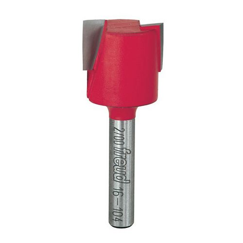 3/4 -inch x 1/2 -inch Carbide Mortising Router Bit
