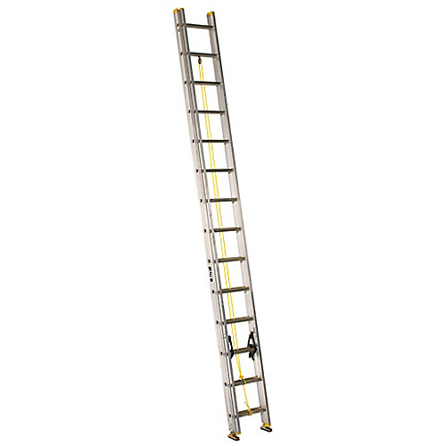 aluminum extension ladder 28 Feet  grade I