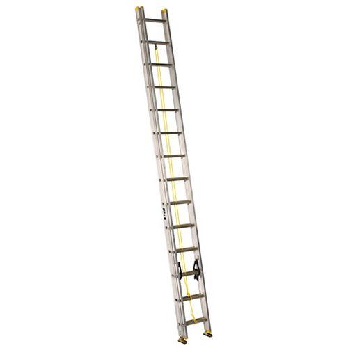 aluminum extension ladder 28 Feet  grade I