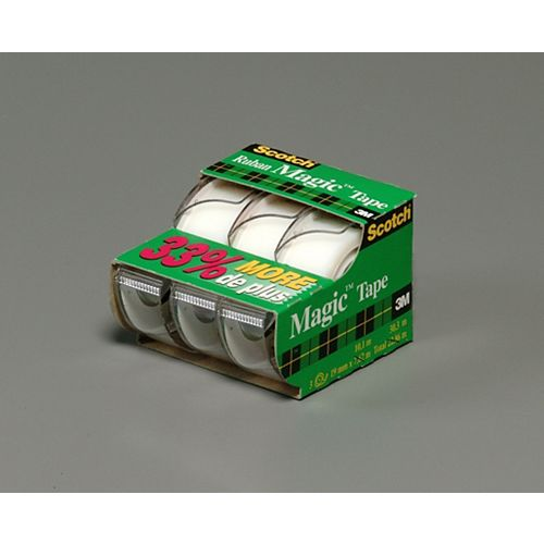 Magic Tape (3-Pack)