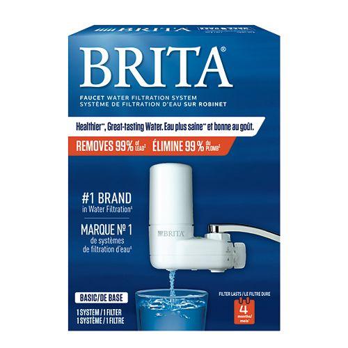 Brita Faucet Mount System