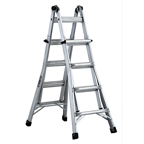 17 ft. Grade 1A Multi-Purpose Ladder