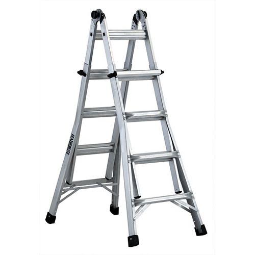 17 ft. Grade 1A Multi-Purpose Ladder