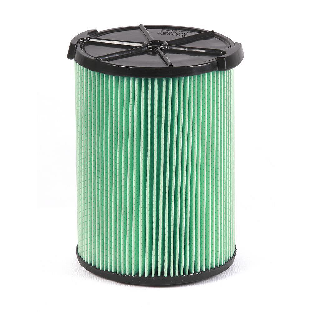 RIDGID HEPA Filter For 18.9 L (5 Gal.) & Larger Wet Dry Vacuums