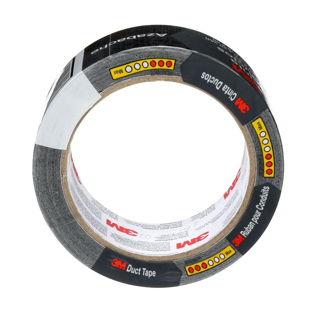 Scotch Duct Tape 3920-BK, Black, 1.88 in x 20 yd (48 mm x 18.2 m)