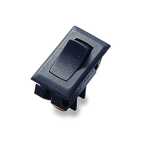 Appliance Rocker Switch SPST 16A 125VAC O/F; 1/Cd