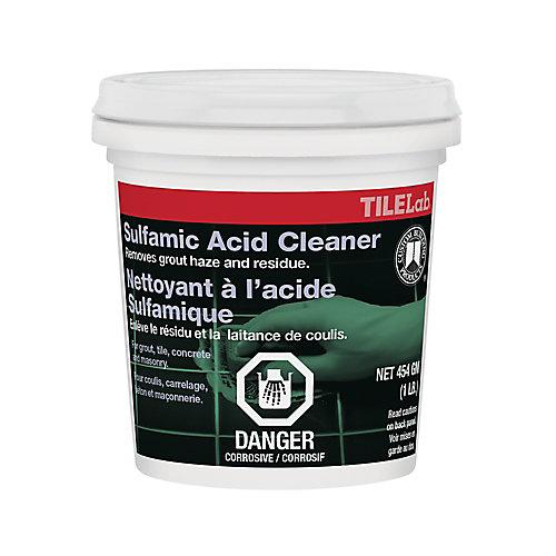 Nettoyant à lacide sulfamique TileLab  453 g