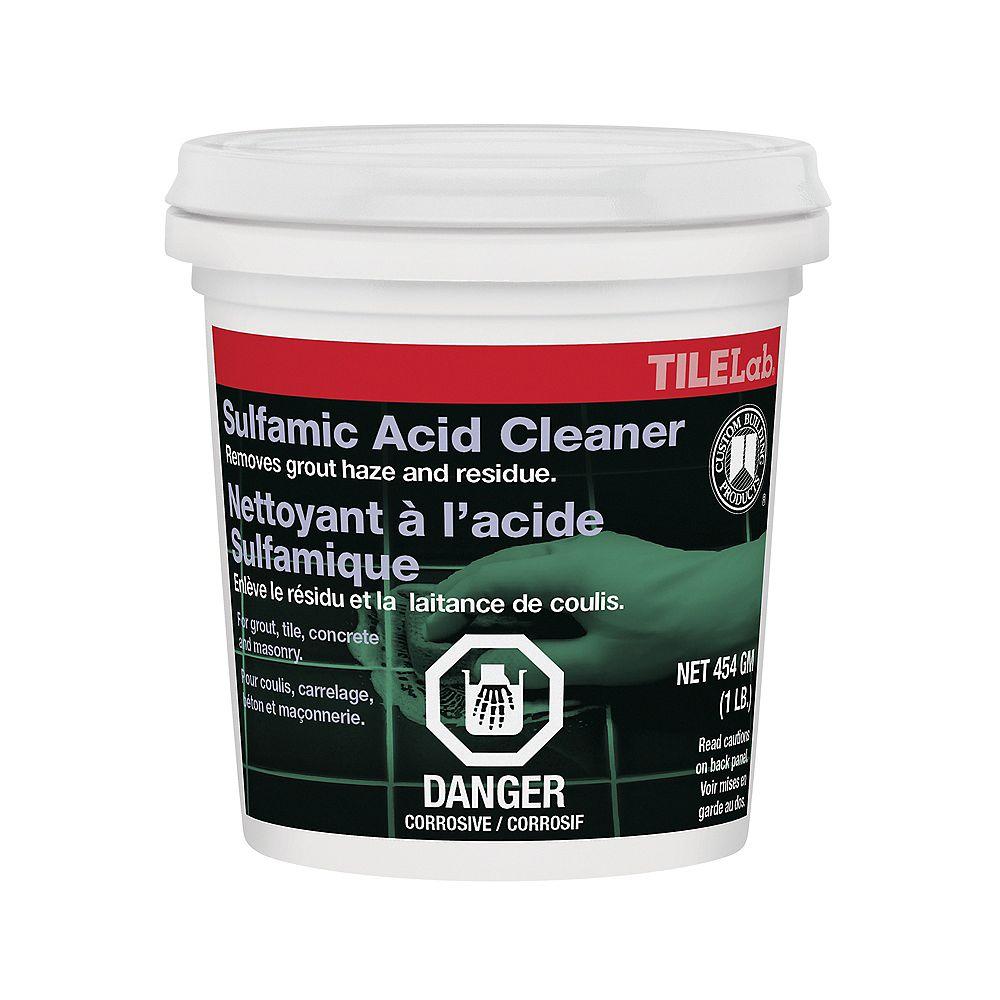 Custom Building Products TileLab Sulfamic Acid Cleaner - 1lb
