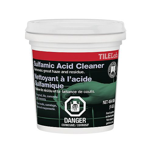 TileLab Sulfamic Acid Cleaner - 1lb