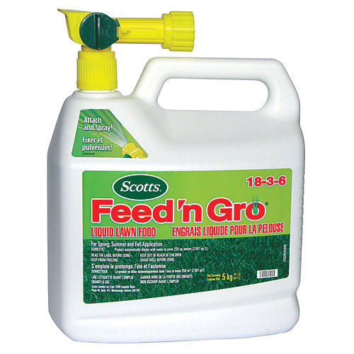 Feed 'N Gro Liquid Lawn Food