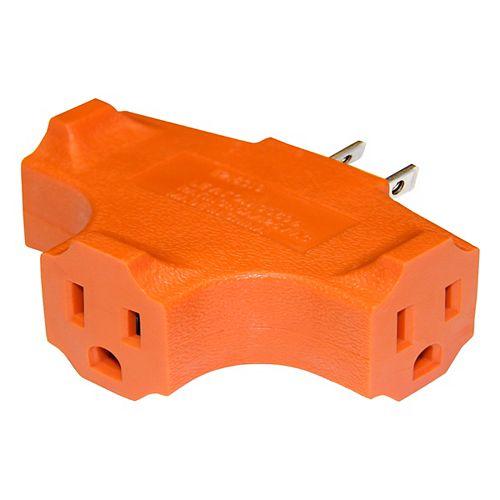 Triple Tap 3 Wire Orange HD