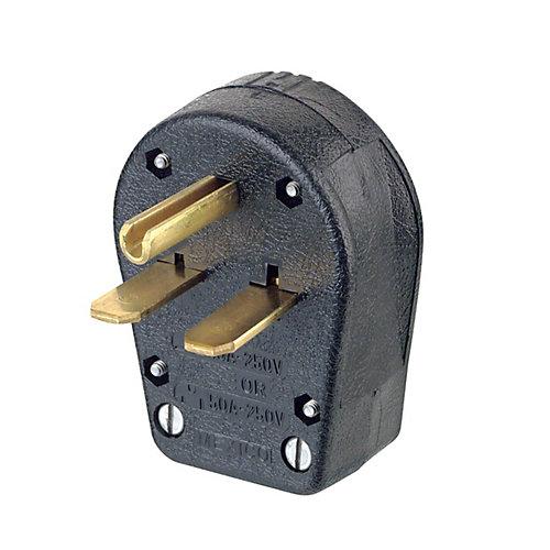 Dual Power Angle Plug