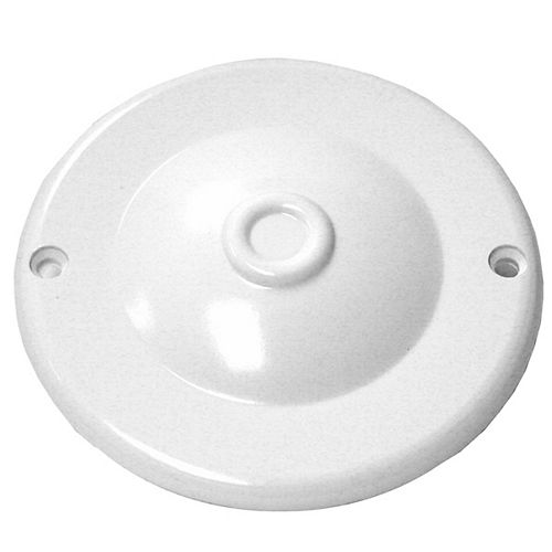 Blank Pendant Cover,  White