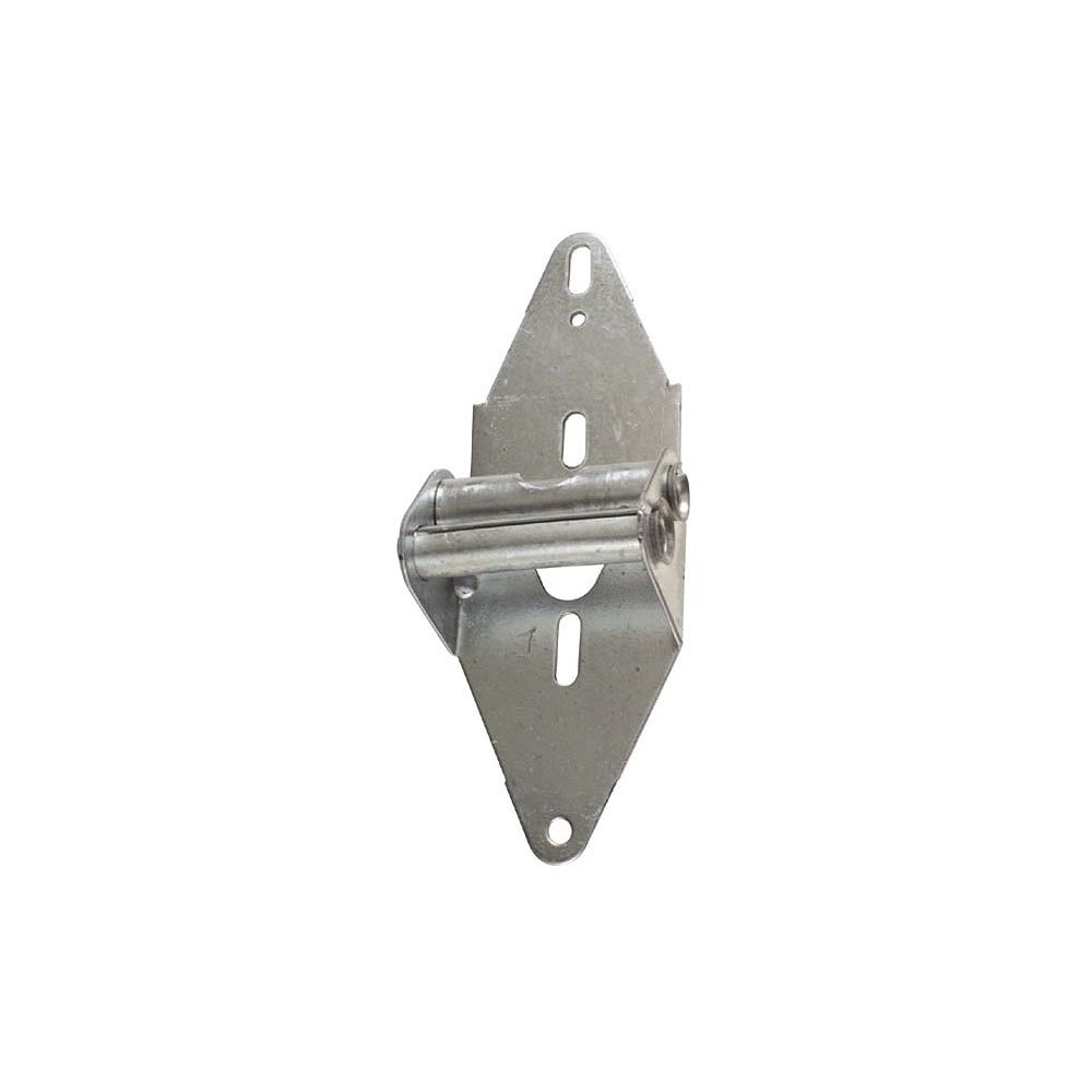 Ideal Security Garage Door Hinge No.3 (Bolts Included)
