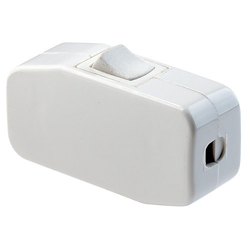 Feed-Through Switch HD , White