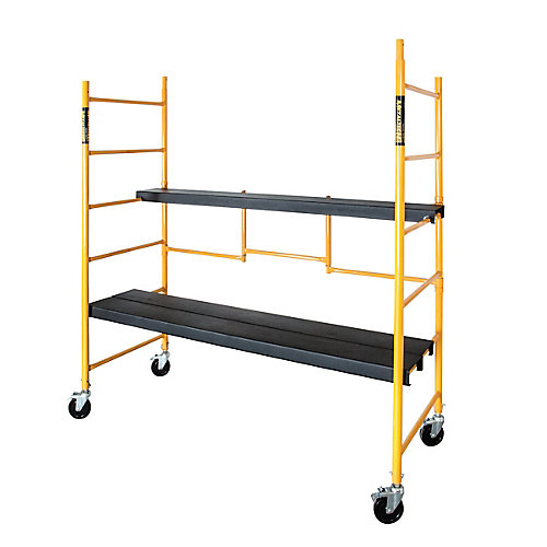 Maxi Round Scaffold / Contractor Series / 700 Lbs.