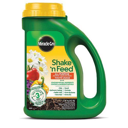 Shake N Feed All Purpose Plant Food 12-4-8 2.04 Kg