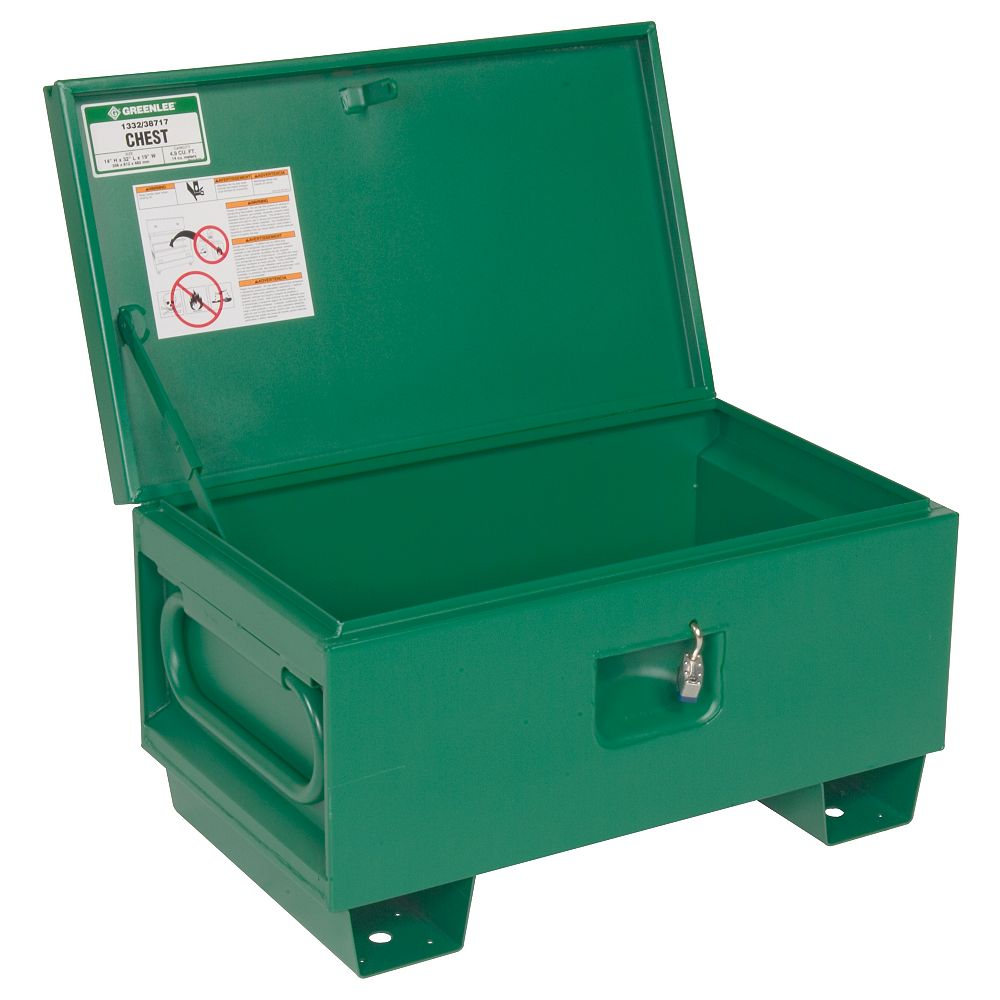 Greenlee Storage Box