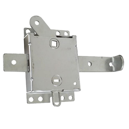 Galvanized Steel Garage Door Slide Lock