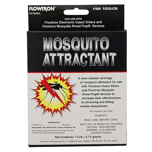 Flowtron Octenol Mosquito and Biting Fly Attractant