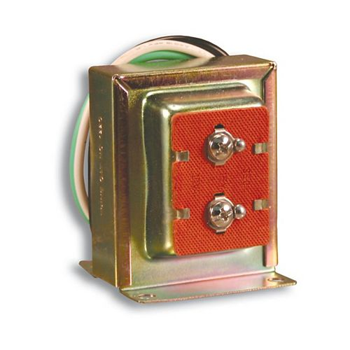 Lock Nut Type Wired Door Chime Transformer