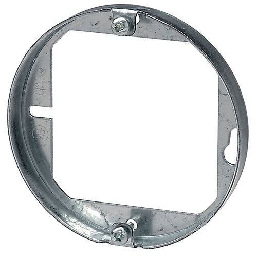 4 In. Round Box Extension 1/2 In. Deep