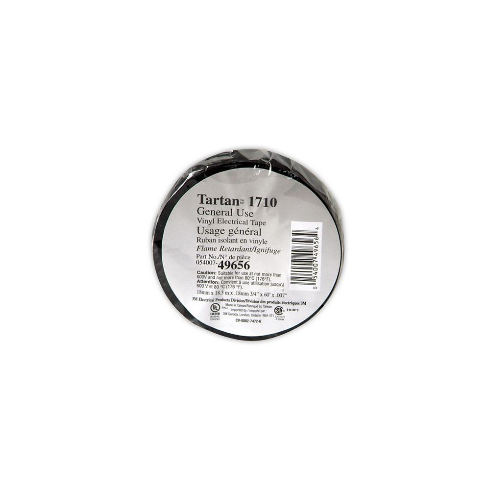 Tartan Usage général, ruban isolant en vinyle 1710 Tartan